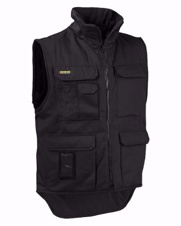 Blaklader 3801 Body Warmer (Black)